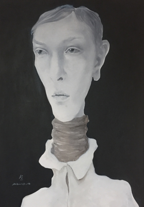 The Selfinspector by An Kun