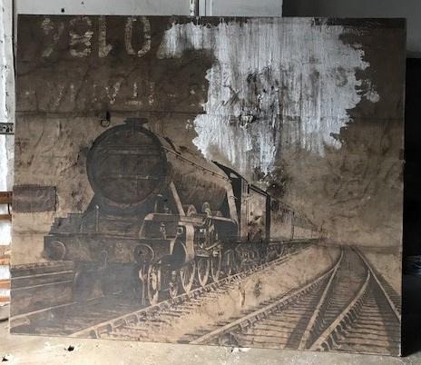 Train by Luca Pignatelli