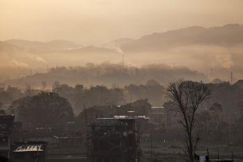 Sunrise by Shen Wei