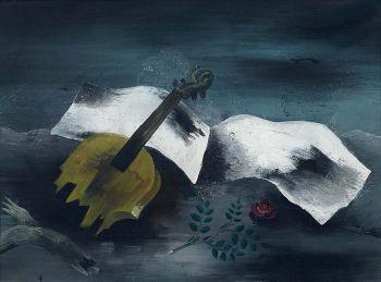 De gebroken viool by Tinus van Doorn
