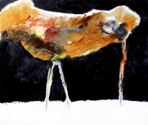 Dreams & conflicts I by George De Decker