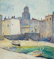 Saint Tropez by Maurice Goth