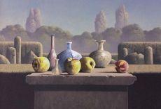 Appels en Romeins glas by Victor Muller
