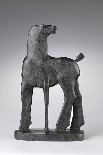 Small horse by Kobe .